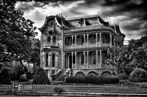 Dream house photo by Paul Farrington