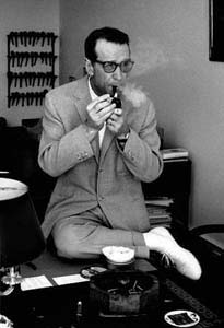 Georges Simenon, 1963
