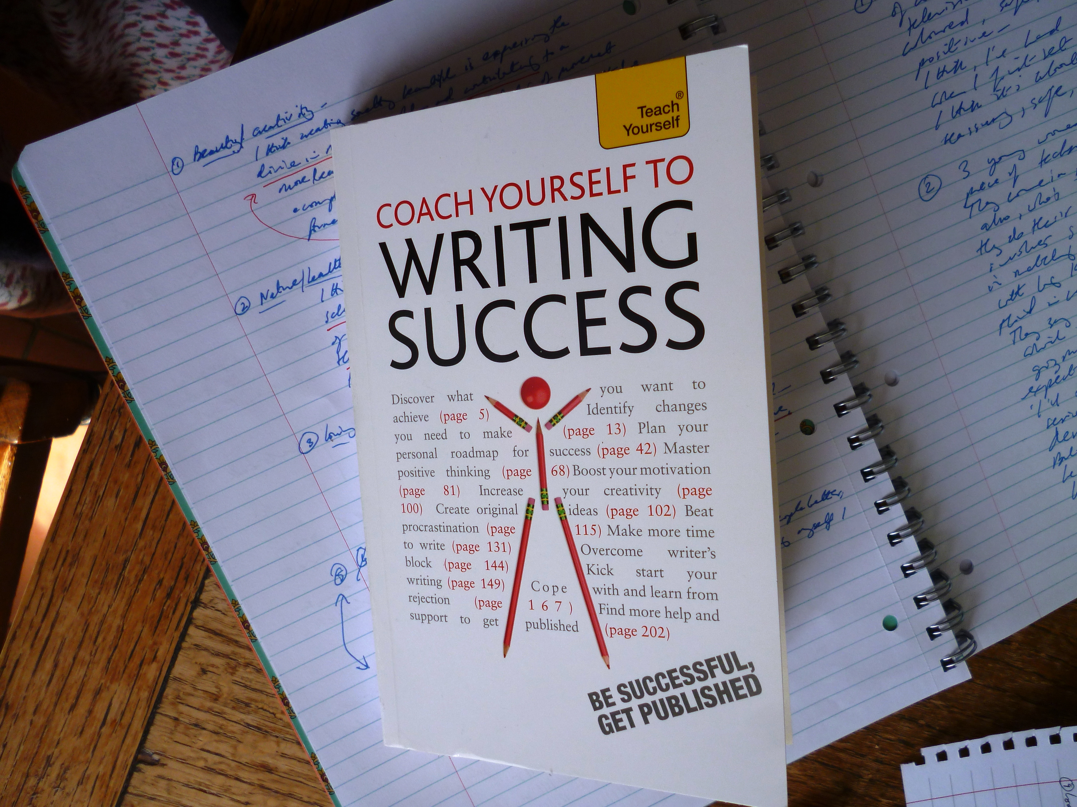 book writing coach A writing coach helps you tweak your manuscript before submitting it to literary agents, traditional publishers, or book printing services.