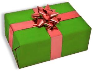 Gift-wraping[1]